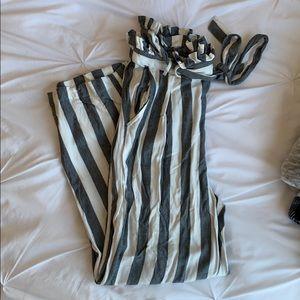 American Eagle Paper Bag Pants